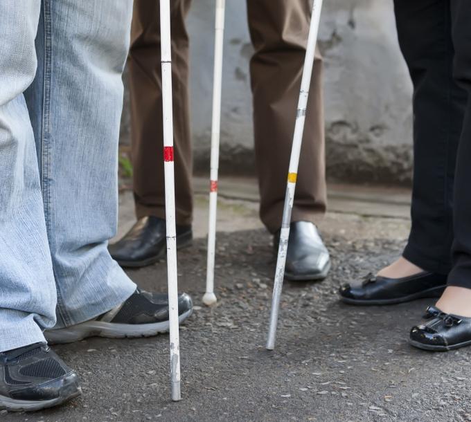 cursos para cegos