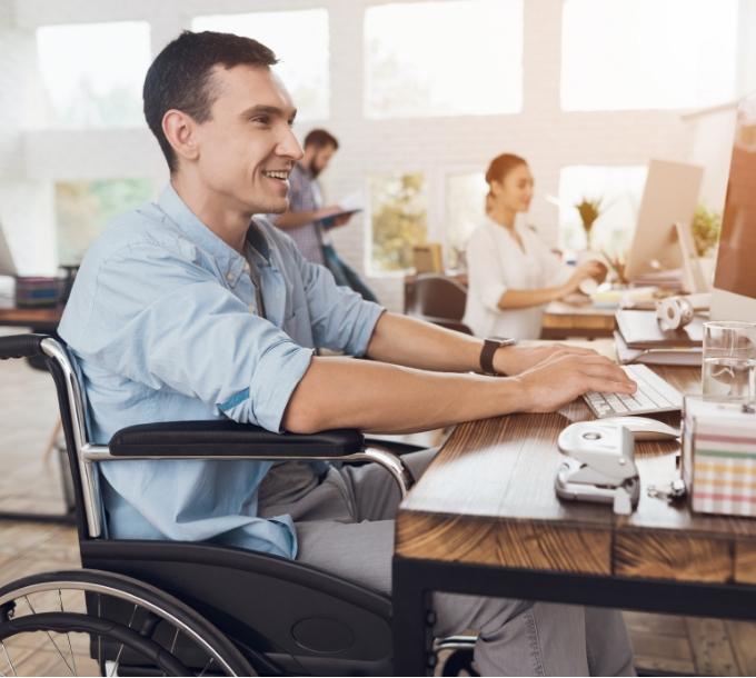 emprego para pessoas com deficiência