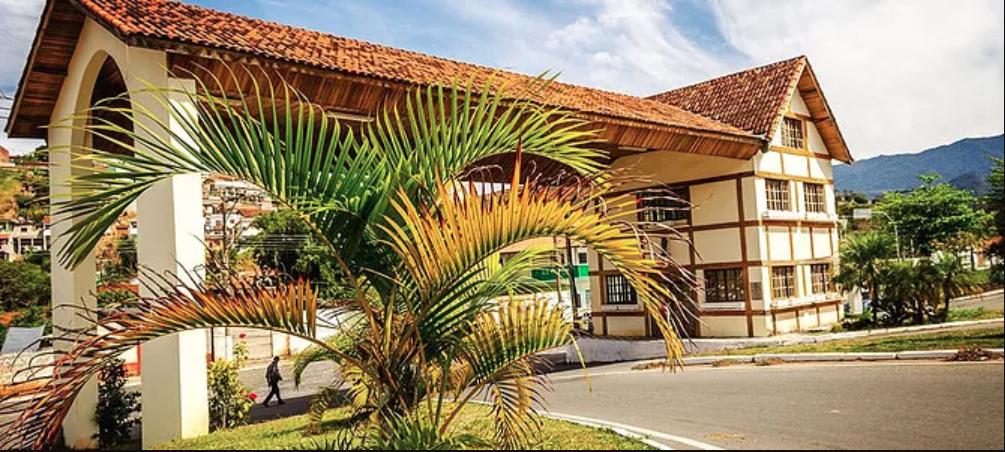Entrada da Cidade de Piquete