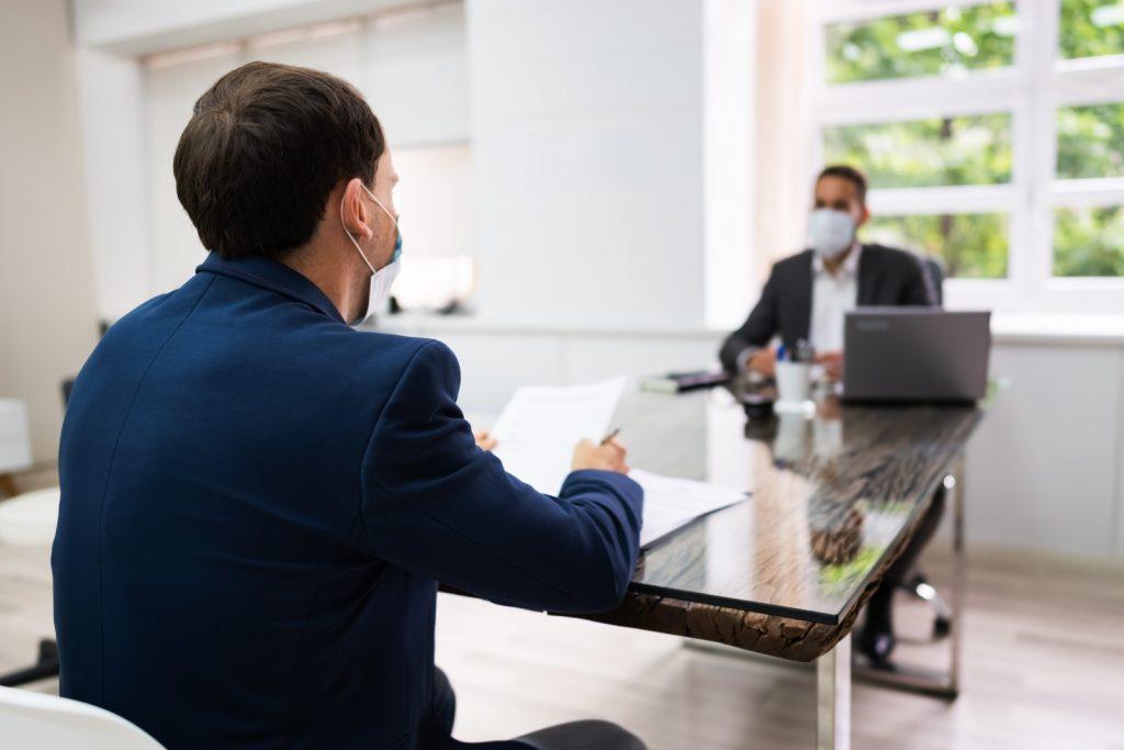 Cinco perguntas frequentes em entrevista de emprego