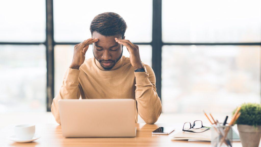 Como evitar o burnout na busca por um emprego