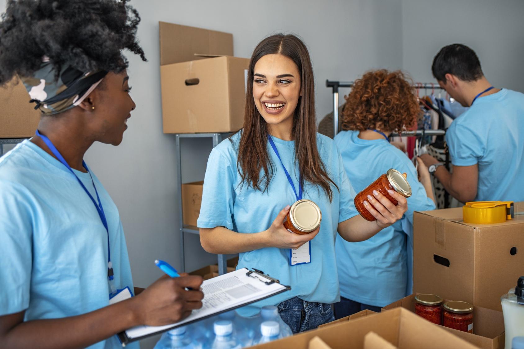 Trabalho voluntário é um diferencial no currículo?