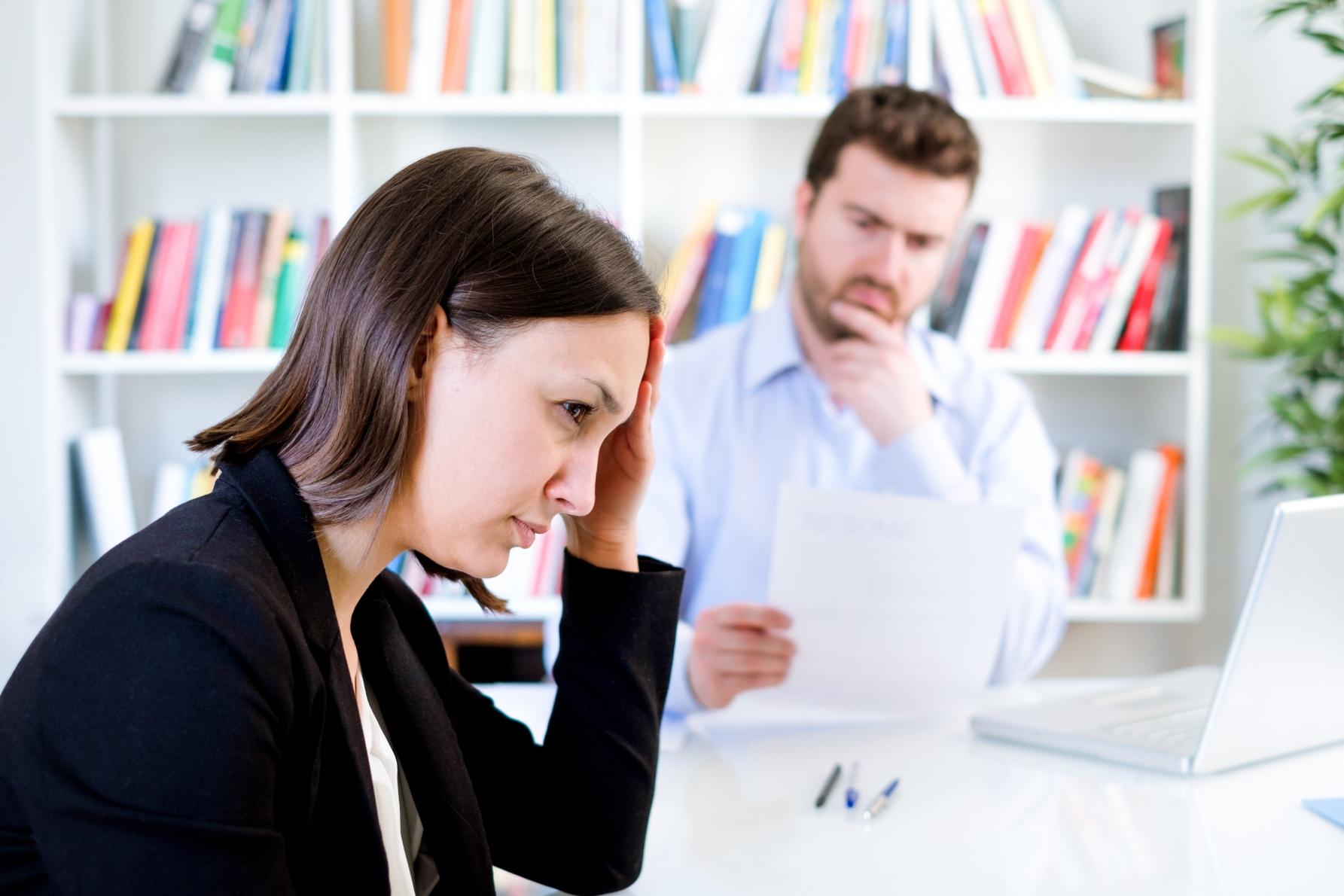 Entrevista de emprego: saiba identificar perguntas inadequadas