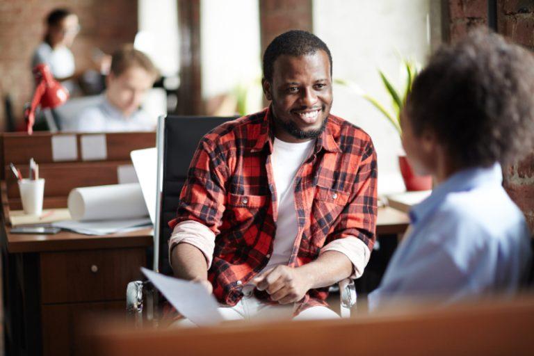 Bons sinais que indicam sucesso na entrevista de emprego