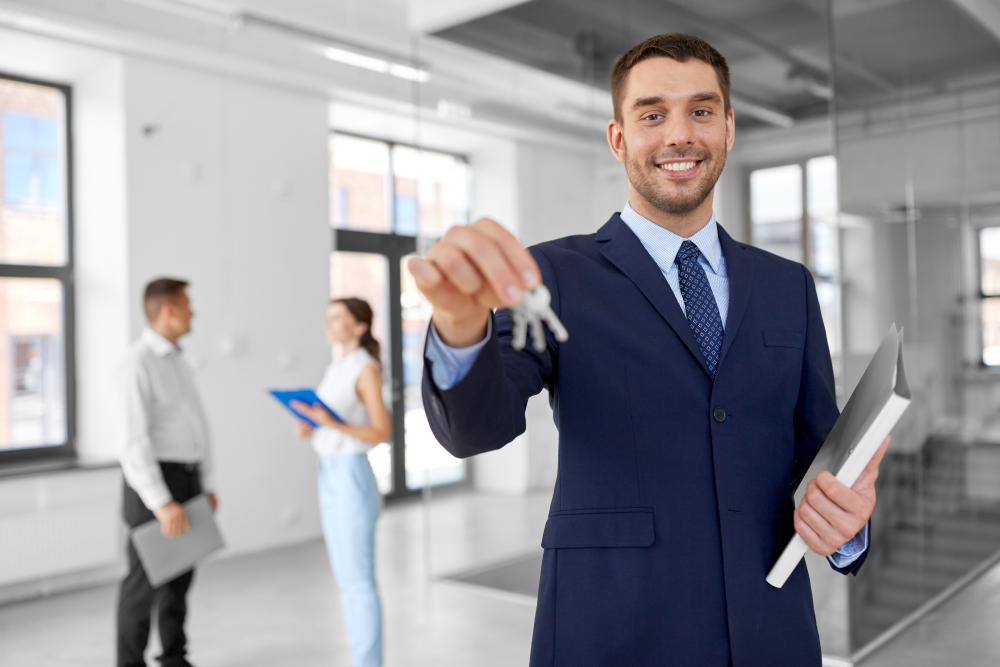 Como conseguir um emprego de corretor de imóveis?