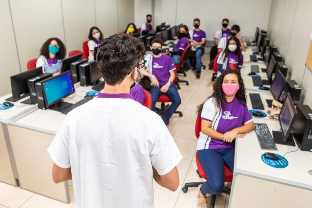 IOS tem mais de 1500 vagas em cursos gratuitos