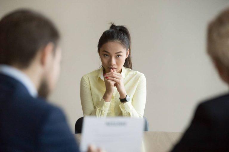 Três sinais de que você está indo mal na entrevista de emprego