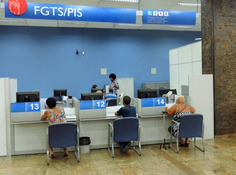Mais dinheiro na conta do FGTS do trabalhador em agosto